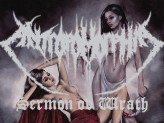 AntropomorphiA new album Sermon of Wrath