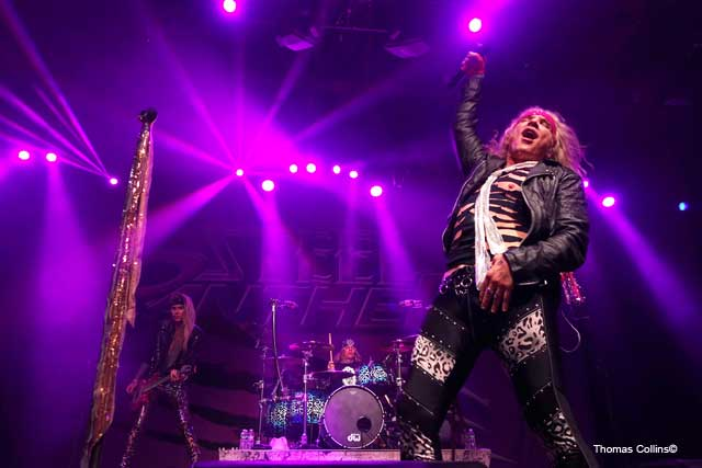 Steel Panther LIVE at The Fillmore  – 11