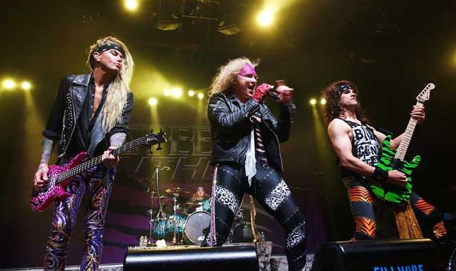 Steel Panther LIVE at The Fillmore photo by Thomas Collins