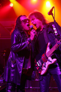 Pearcy and DeMartini - Photo by Thomas Collins