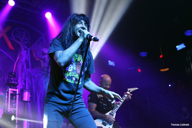Anthrax Joey Belladonna 2
