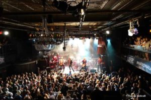 Live Nation at Irving Plaza - Photo by Tom Collins