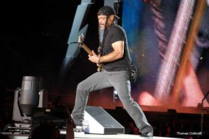 Robert Trujillo - Photo by Tom Collins