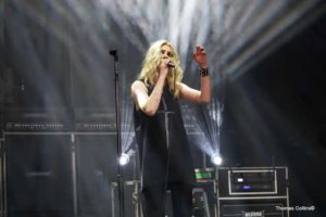 "Taylor Momsen ""The Pretty Reckless"" - Photo by Tom Collins"