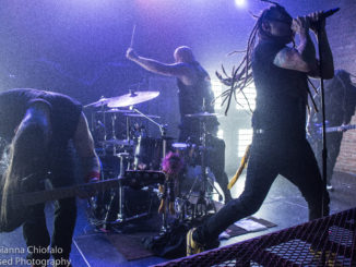 Nonpoint - Photo by Gianna Chiofalo