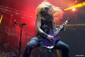 Zakk Wylde - Photo by Tom Collins
