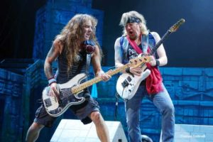 Iron Maiden - Photo by Tom Collins