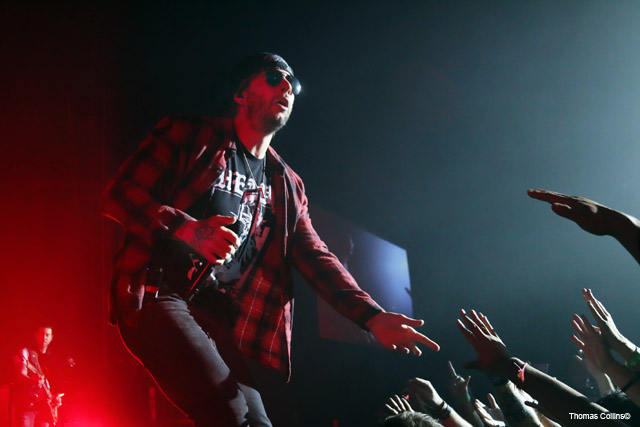 A7X – Photo By Tom Collins