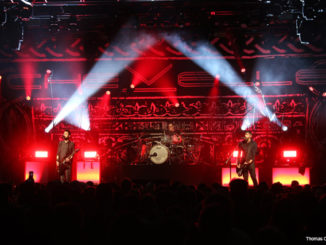 Chevelle at The Fillmore - Photo by Tom Collins