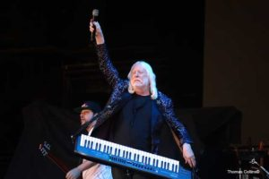 Edgar Winter - Photo by Tom Collins
